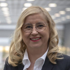 Barbara Jaroszek, Director, Cash and Issue Department, National Bank of Poland